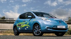 Nissan Leaf : un prototype 48 kWh développé en Espagne