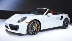 Porsche fait l'impasse sur le salon de Detroit 2017