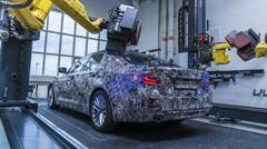Future BMW Série 5 2017 : premières photos officielles