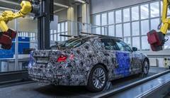 Premières photos de la BMW Série 5 2017 (G30)
