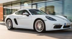 Essai Porsche 718 Cayman S: Sprinteur à quatre pattes