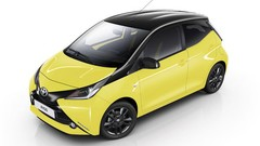 Toyota Aygo X-Cite 3 2016 : La petite citadine qui fait fizz !