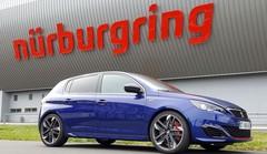 Essai extrême : la 308 GTi au Nürburgring et sur autoroute allemande