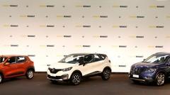 Renault: une offensive au Brésil, avec trois lancements en 2017
