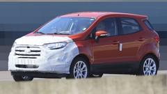 Un nouveau facelift pour la Ford EcoSport ?