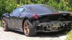 La future Ferrari 488 radicale débusquée ?