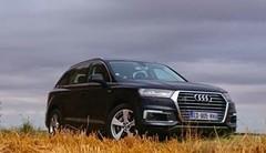 Essai Audi Q7 e-tron hybride 2016