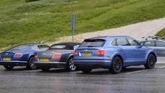 Bentley Bentayga : en diesel et avec le moteur de l'Audi SQ7