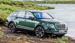 Le moteur de l'Audi SQ7 dans le Bentley Bentayga Diesel ?