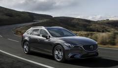 Mazda 6: des améliorations pour le millésime 2017