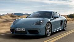 Porsche : des 718 Boxster et Cayman « plus populaires » en Chine