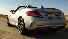 Essai Mercedes SLC200 : La SLK est morte, vive la SLC !