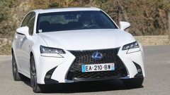 Essai Lexus GS 300h Hybrid F Sport 2016 : Une berline luxe et sport branchée