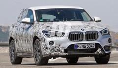 Le BMW X2 en balade en Espagne