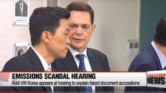 Volkswagen présente ses excuses au procureur de Séoul