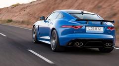 Essai Jaguar F-Type SVR : faux guépard