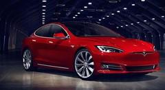 Tesla : la Model S avec plus de 600 km d'autonomie