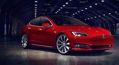 Tesla Model S 100 : plus de 600 km d'autonomie