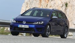 Essai VW Golf R SW 2.0 TSI 4Motion 2016: Le break compact des papas très dynamiques !