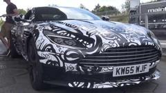 L'Aston Martin à moteur AMG se dévoile