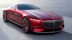 Une Mercedes-Maybach à l'assaut du coupé Rolls-Royce