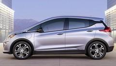 Premières impressions sur la Chevrolet Bolt électrique