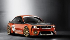 BMW 2002 Hommage Concept Turbomeister