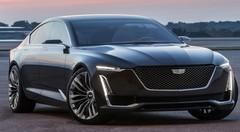 Cadillac Escala Concept : Le haut-de-gamme américain