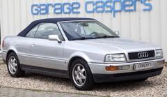 Marche arrière: L'Audi Cabriolet 2.3E