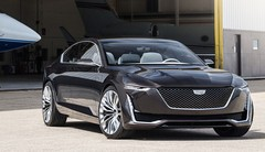 Cadillac Escala Concept : le coupé à quatre portes en filigrane