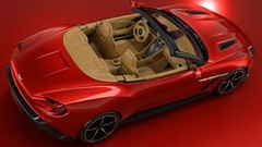 Aston Martin Vanquish Zagato Volante : comme le coupé
