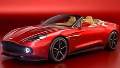 Aston Martin Vanquish Zagato Volante : encore plus désirable