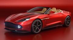 Aston Martin Vanquish Zagato Volante : Le plus beau cabrio du moment ?