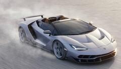 Pebble Beach 2016 : Lamborghini Centenario Roadster