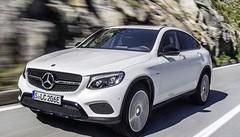 Essai Mercedes GLC Coupé : marquage individuel