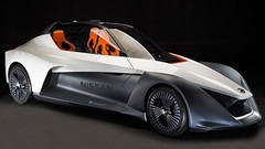 Nissan BladeGlider : le concept de l'anti-DS électrique