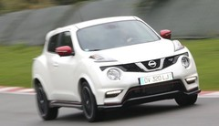 Essai Nissan Juke Nismo RS DIG-T 218 2016 : Une boule de nerfs
