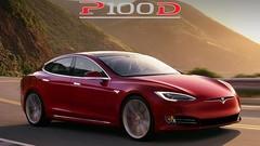 Tesla P100D : la plus grosse batterie, la plus grande autonomie