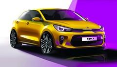 Mondial de l'Auto 2016 : Kia donne un avant-goût de la nouvelle Rio