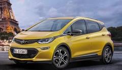 Opel présentera l'Ampera-e au Mondial