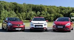 Comparatif nouvelle Citroën C3 contre Peugeot 208 et Renault Clio : pas là pour faire de la figuration
