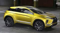 Mitsubishi : un SUV électrique pour 2020