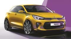 Kia Rio : la version 2017 présentée au Mondial de l'automobile