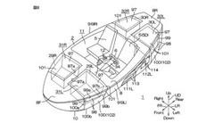 Yamaha imagine un concept de voiture amphibie