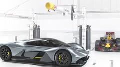 Aston Martin AM-RB 001 : V12 atmo et hybride