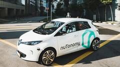 Des Renault Zoé autonomes font le taxi à Singapour