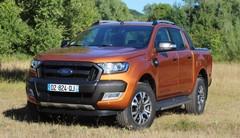 Essai Ford Ranger 2016 : force spéciale