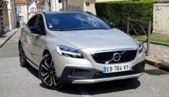 Essai Volvo V40 2016 & V40 Cross Country 2016, prise en main