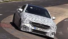 Mercedes E coupé : Imminent !