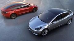 Première image de l'intérieur de la Tesla Model 3